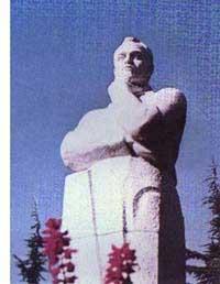 Памятник З.П.Соловьёву