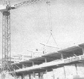 Строительство корпуса