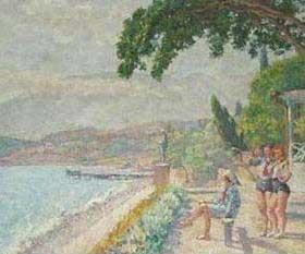 Картина Машкова