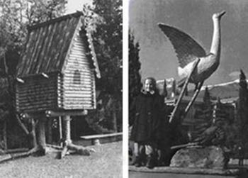 Скульптуры Безрукова