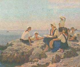 Картина Прохорова