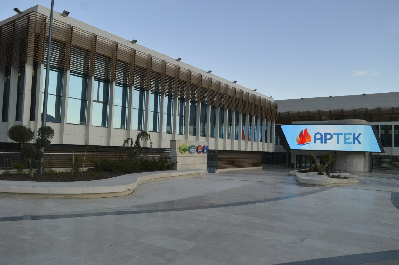 Дворец спорта в Артеке