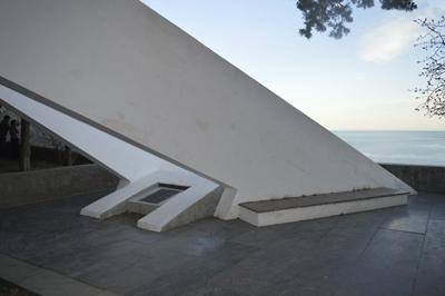 Мемориал Славы, Артек