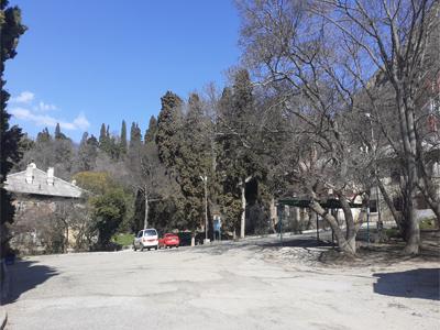 Первушино, Артек, Крым