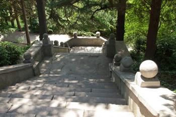 Потёмкинская лестница в Артеке