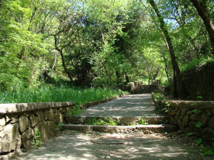 Артек, Юбилейная лестница