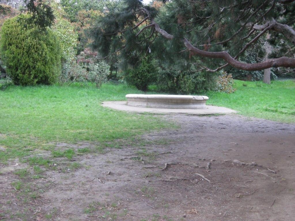 Артек, парковый фонтан