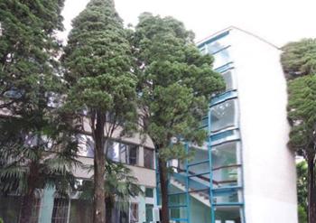 Кипарисный Артек, Вожатское общежитие