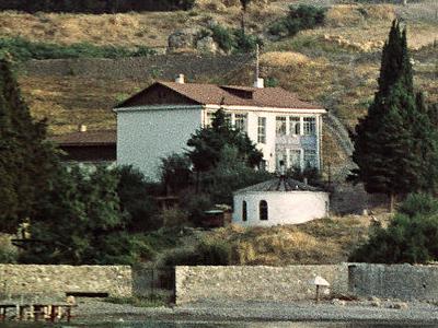 Кипарисный Артек, 1957