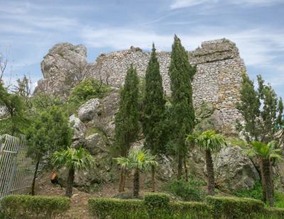 Артек, крепость
