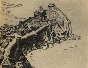 Генуэзская крепость, Гурзуф