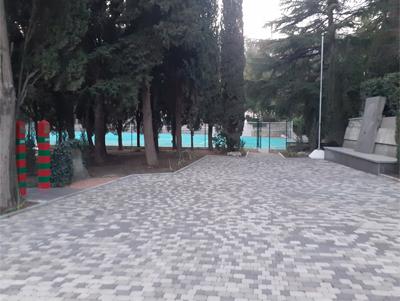 Артек, Памятник Дзержинскому