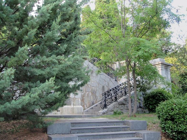 Артек, Венецианская лестница