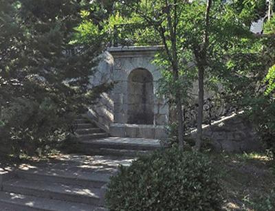Артек, лестница