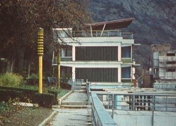 Зелёный корпус в Артеке