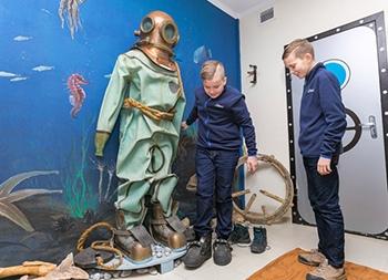 Артековский музей флота