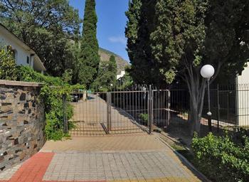 Артек: Потёмкинский дом, 20-е годы