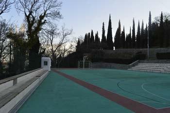Артек, Стадион в Морском лагере: Дружба, Олимпия
