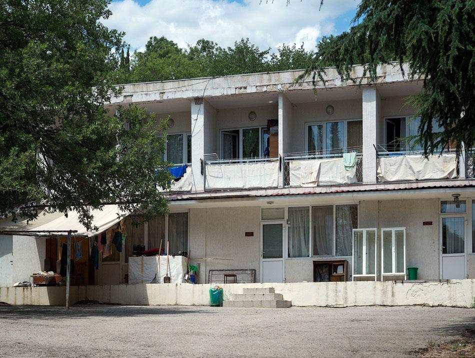 Артек, Общежитие сотрудников