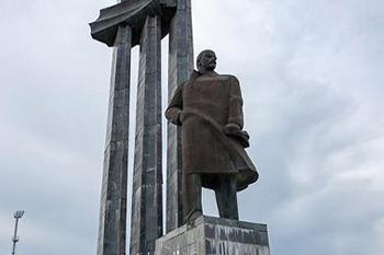 Артек, Ленинский мемориал