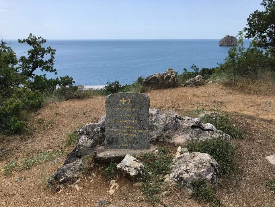 Артек, Памятник врачам