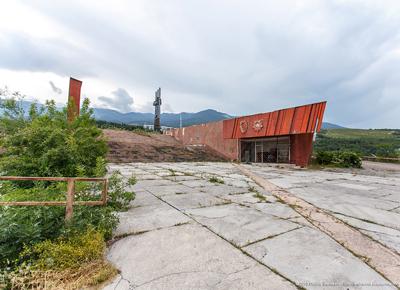 Артек, Красный театр